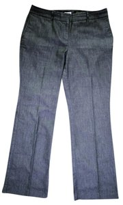 J. Jill Trouser Pants navy/charcoal