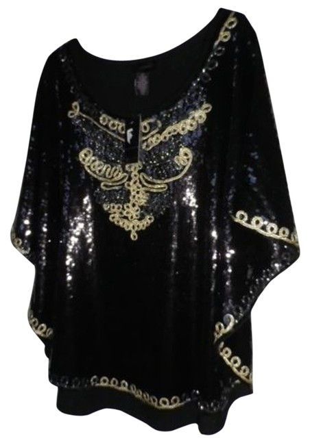 Preload https://img-static.tradesy.com/item/9751522/iwc-black-and-gold-stunning-investments-butterfly-poncho-night-out-top-size-16-xl-plus-0x-0-1-650-650.jpg