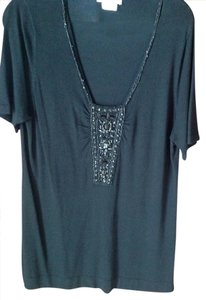 Marina Renaldi Or Tunic Beading Dress