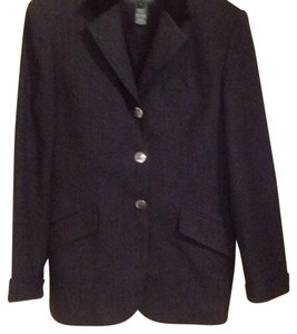 Ralph Lauren Charcoal Gray Blazer