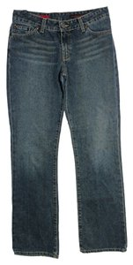 AG Adriano Goldschmied Low-rise 32x32 Boot Cut Jeans-Medium Wash