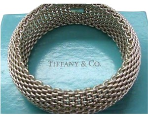 Tiffany & Co. Wide Somerset Bangle