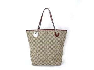 29fa37c95 Added to Shopping Bag. Gucci Tote. Gucci Monogram Canvas Tote
