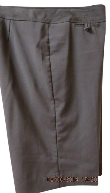 Preload https://item5.tradesy.com/images/worthington-dark-brown-dress-shorts-size-16-xl-plus-0x-975384-0-0.jpg?width=400&height=650
