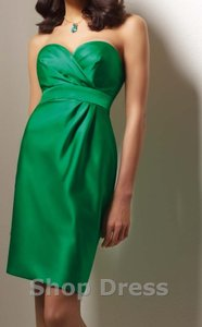 Alfred Angelo Glass Green 7073 Dress