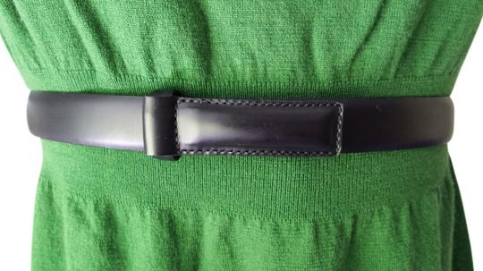Ann Taylor Italian Leather Waist Belt