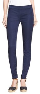 Tory Burch Melia Leggings Jeggings-Dark Rinse