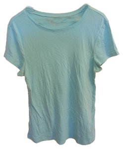 Old Navy Womens T Shirt Turquoise