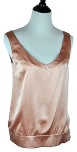 Alena Akhmadullina Silk Top Blush