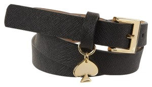 Kate Spade NWT kate spade new york Spade Charm Belt SIZE SMALL