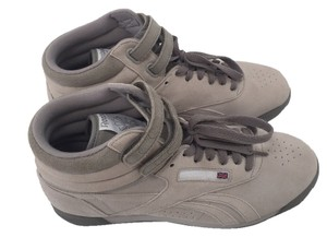 Reebok Sneakers Hitops Hi Tops Grey Athletic