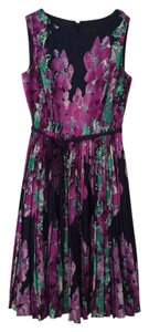 Adrianna Papell Wedding Guest Floral Dress