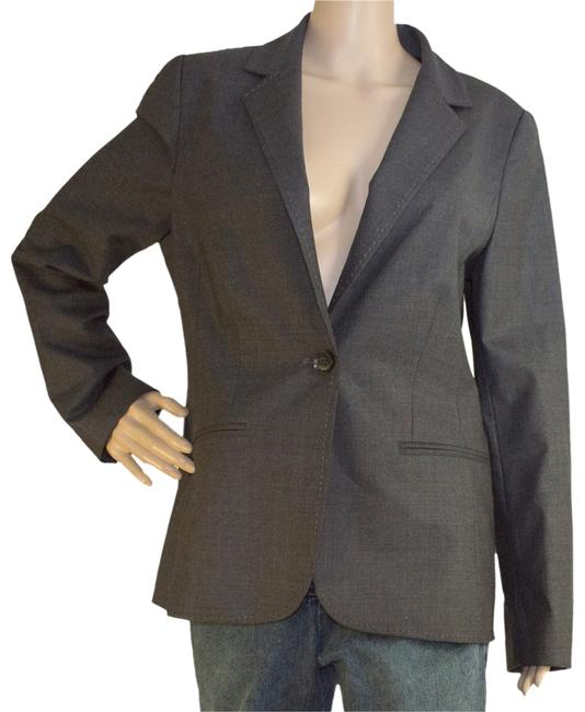 Preload https://img-static.tradesy.com/item/9755302/chaiken-and-capone-gray-blazer-size-10-m-0-1-650-650.jpg