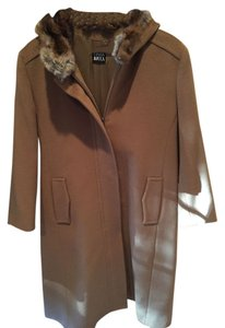 Cinzia Rocca Cmale Wool Lined Holiday Warm Coat