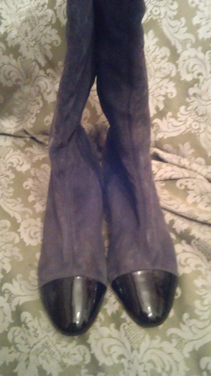 Boutique 9 Grey and black Boots