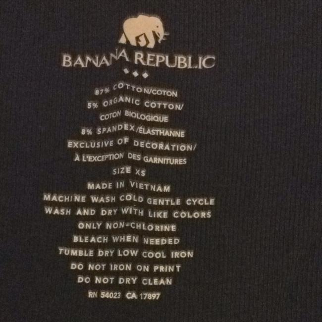 Banana Republic Top Grey-Blue
