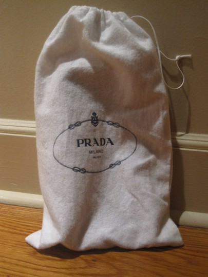 Prada Designer Handbag Nylon Shoulder Bag