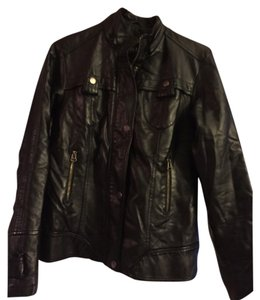 TMill Blac Leather Jacket