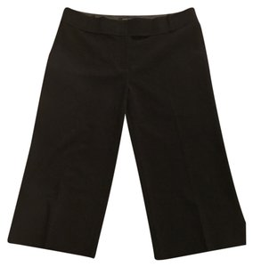 BCBGMAXAZRIA Capri/Cropped Pants Black
