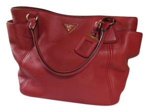 Prada New Without Vitello Daino Shoulder Bag