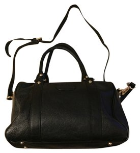 Terzetto Satchel in Black