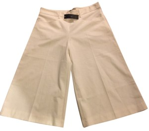 BCBGMAXAZRIA Capri/Cropped Pants Off white