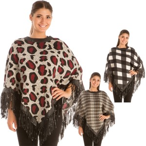 Other Free Shopping NEW' PONCHO BLACK JP204