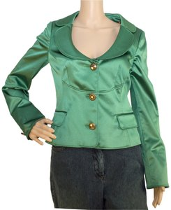 Only under 40 D&G green Jacket