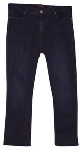 7 For All Mankind Logo Machine Washable Skinny Jeans-Dark Rinse