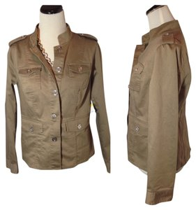 Vince Camuto Light Mocha Jacket