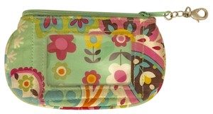 Vera Bradley Multi-colored Id Change Wristlet in Tutti Frutti