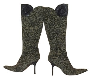 Vicini Grey & black Boots