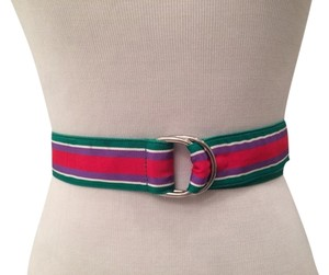 Ralph Lauren Grosgrain Belt- Small