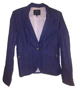 Sanctuary Clothing Blue Blazer