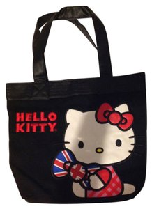 Loungefly Hk Hello Kitty Tote Hobo Shoulder Bag