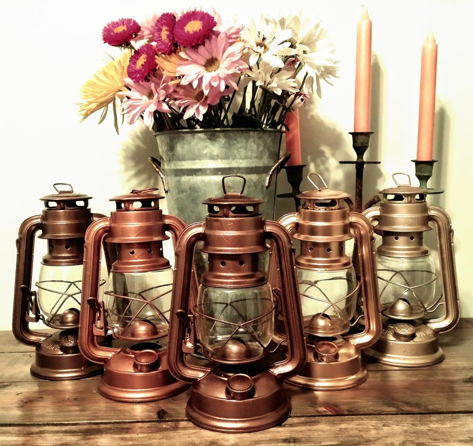 """Sale! Create Your Own Set Of Eight 10"""" Lanterns In Any ..."""