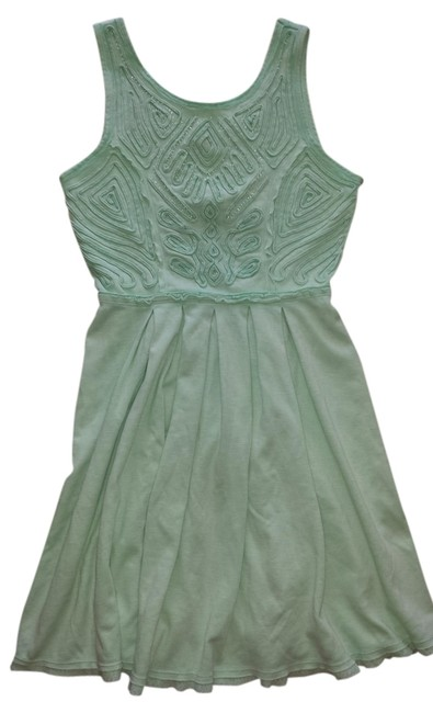 Preload https://item5.tradesy.com/images/free-people-mint-cutout-above-knee-short-casual-dress-size-8-m-976284-0-0.jpg?width=400&height=650