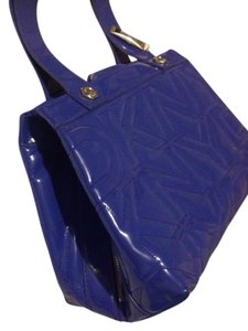 DKNY Blue Tote Shoulder Bag