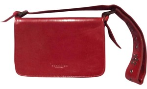 Kenneth Cole Reaction Satchel in Dark Red