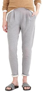J.Crew JCrew Demylee Pleated Fleece pants