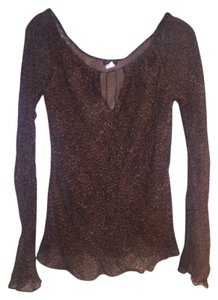 Searle Top Black/Brown