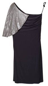 Mark & James by Badgley Mischka Sequin One Shoulder Dress