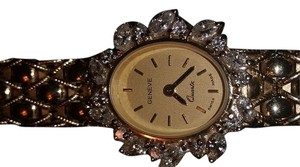 Geneve *SALE* 14K solid gold Geneve Marquis diamonds