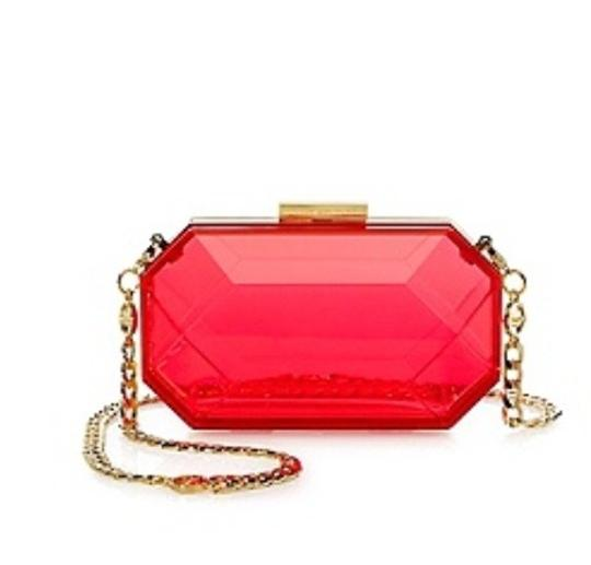 Juicy Couture Pink Clutch
