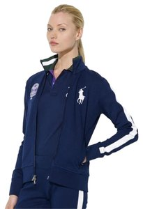 Ralph Lauren Ralph Lauren Tennis, Wimbledon New Ball Girl Jacket, Medium, Navy