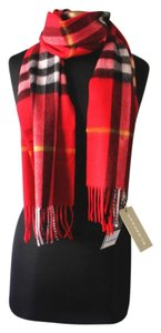 Burberry NWT Burberry Giant Check Cashmere Scarf