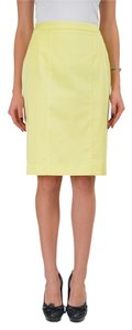 Hugo Boss Skirt Yellow