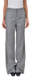 Hugo Boss Straight Pants Gray