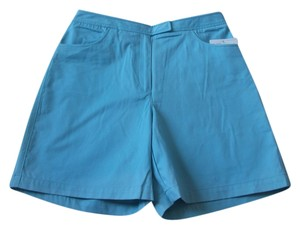 Liz Claiborne Mini/Short Shorts blue