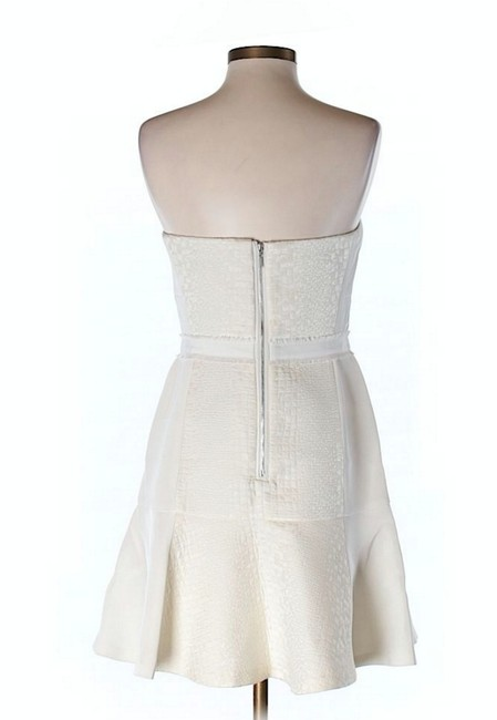 Rebecca Taylor Party Datenight Embellished Strapless Dress
